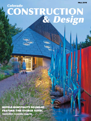 Colorado Construction & Design Fall Magazine 2016