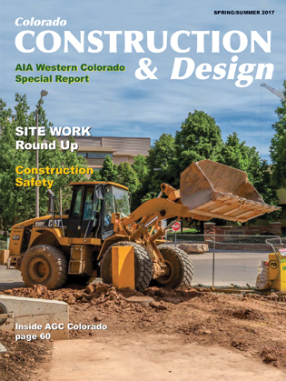Colorado Construction & Design Spring-Summer Issue 2017